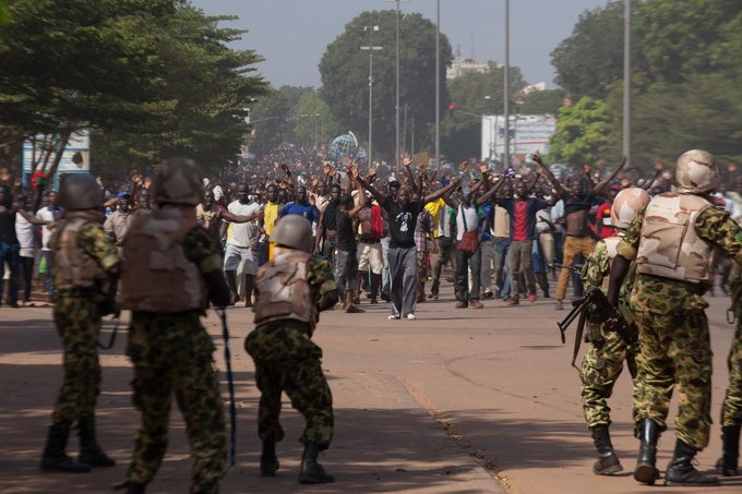 It is exactly six years this 31 October 2020 since mammoth protests in the streets of Burkina Faso forced former Burkinabe Presdent Blaise Compaore to flee into exile, abandoning his quest to hang on to power.