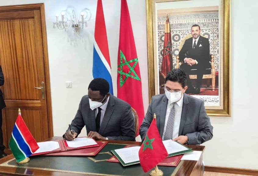 The Gambia: Cooperation Signed with Morocco