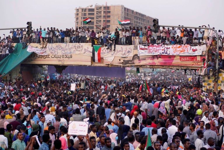 Sudan's al-Bashir Toppled by a People Revolution