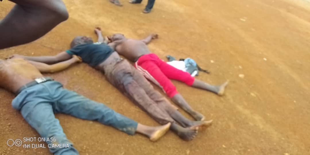 Three cameroon More Civilians Murdered