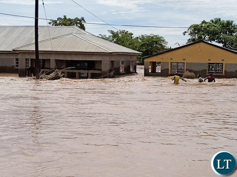 Zambia: Five Killed After Dam Burst