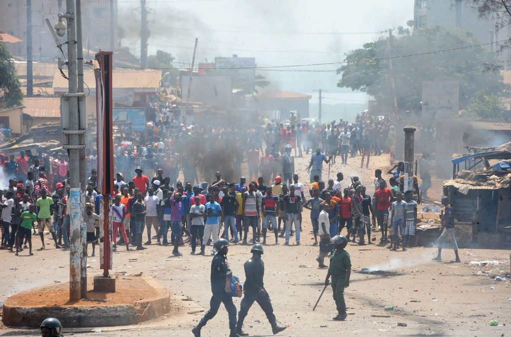 Guinea: Accusations of State Terrorism