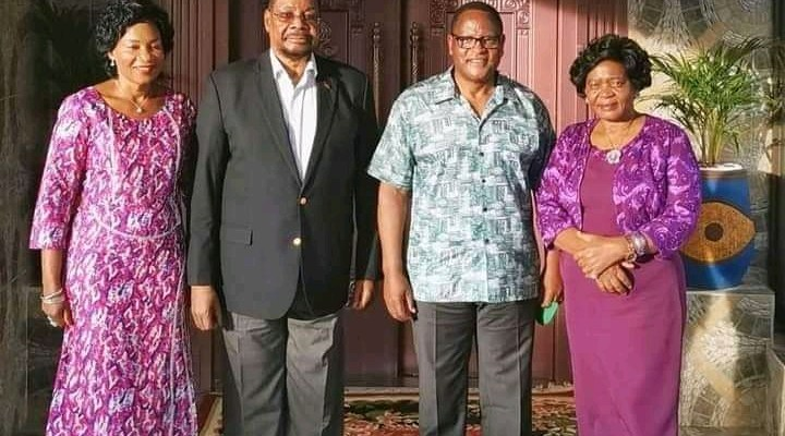 Malawi: Current and Former Presidents Meet