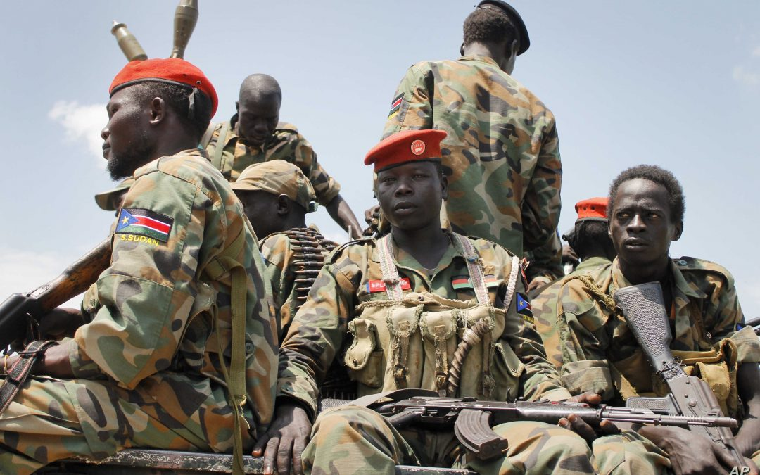 South Sudan: Police Commander Resigns