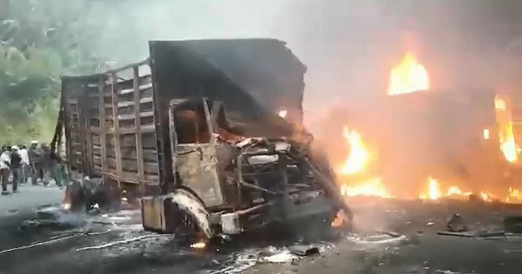 53 Killed, 29 Injured in Accident - Photo AfricaNews