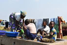 Access to potable water for refugees - Photo UNHCR