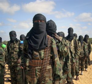 Al-Shabab militants, a torn in the flesh of Somalia's weak government