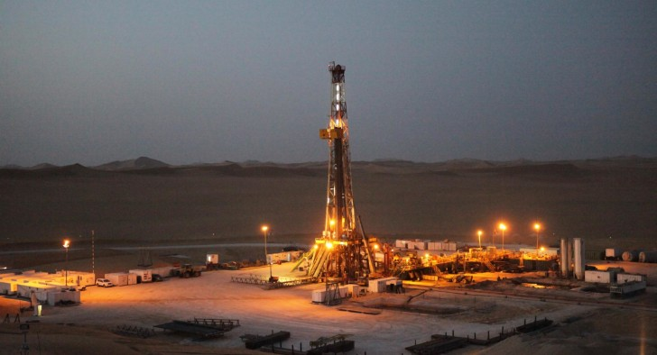 Algerian Oil Flows Diminish - Photo Oil and Gas World Magazine