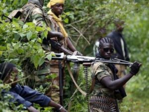 Armed Militia in CAR - Photo Egypt Independent