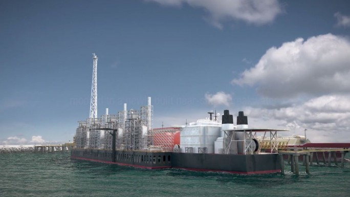 BP-backed $4.8bn gas project - Photo Africa Logistics Magazine