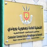 Burundi Consulate in Western Sahara - Photo Daily Morocco