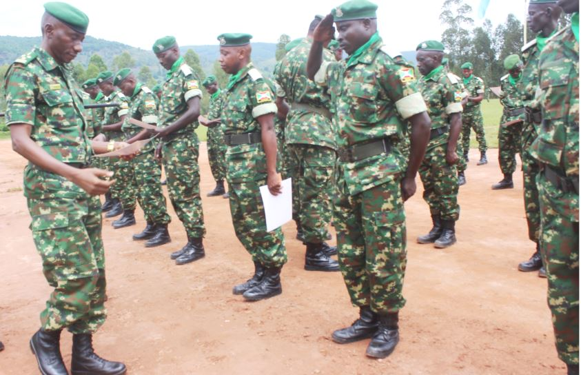 The UN has Ordered Burundian Forces to Leave DR Congo