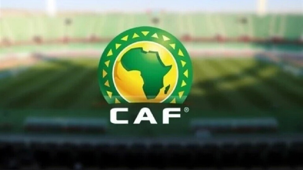 Logo of the Confederation of African Football