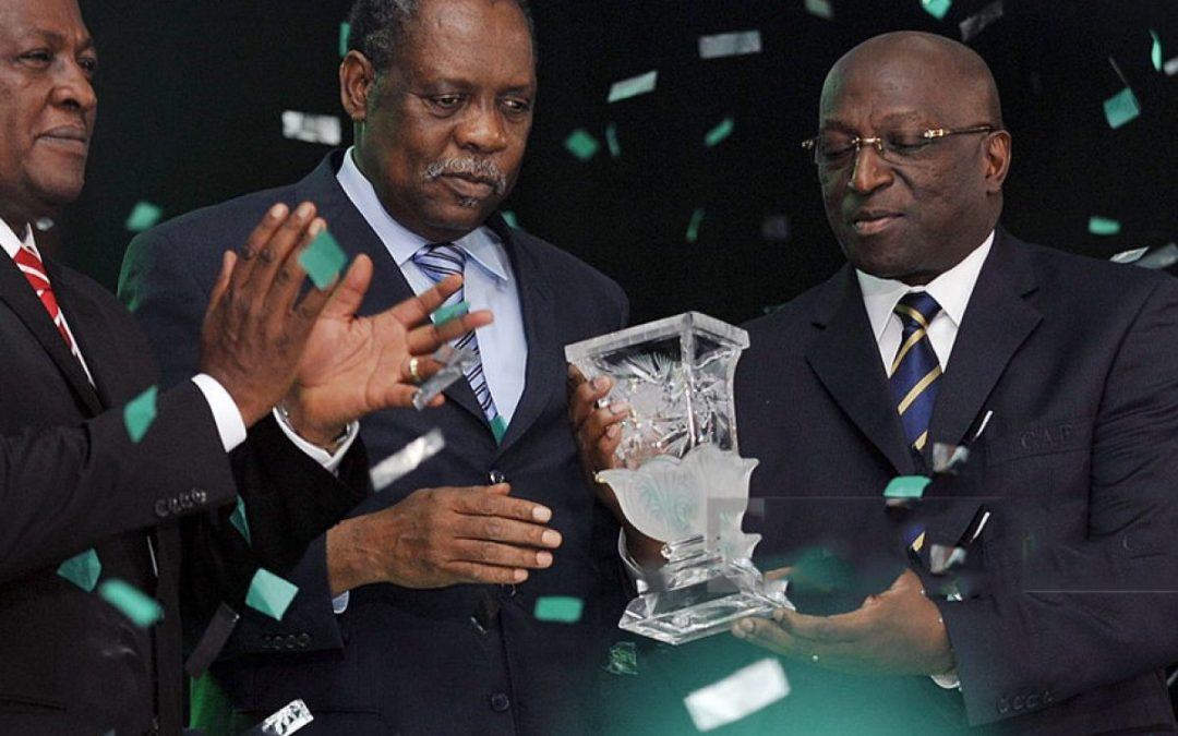 Africa: CAF Honoring Ex-President Hayatou
