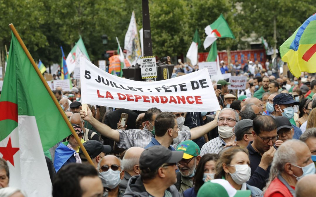 Calls persist for France to apologize for colonization - Photo by FRANCOIS GUILLOT / AFP