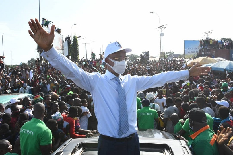Guinea: Opposition Leader Canot Leave Country