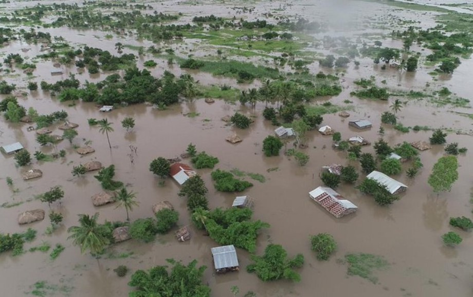 Central Mozambique Flooded - Photo African Centre for Disaster Management