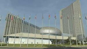 Chinese Built African Union HQs in Addis Ababa - Photo France24