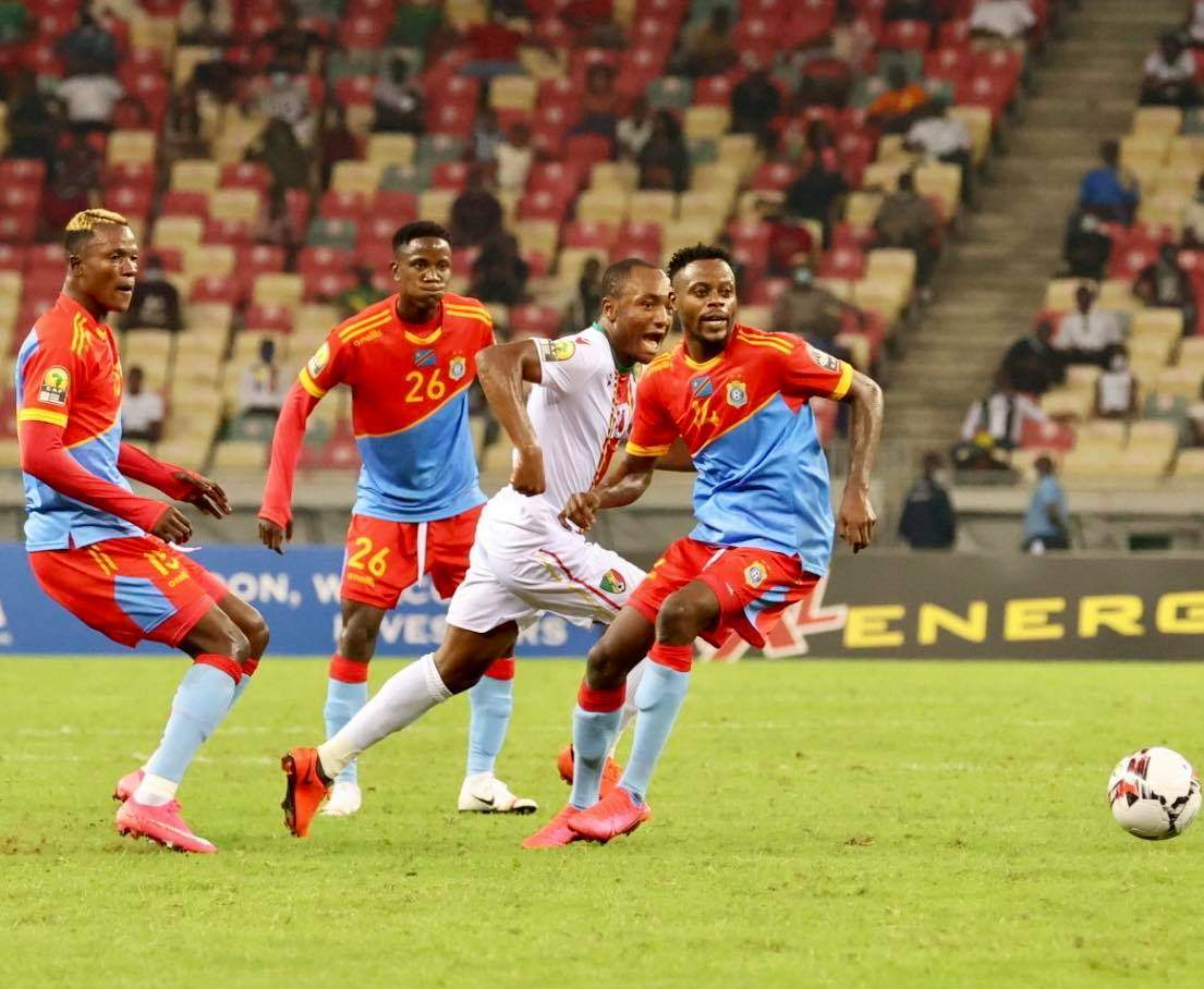 DR Congo Top Group B to Qualify - Photo EN24 World