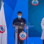 Egypt launches COVID19 inoculation - Photo Al Arabiya