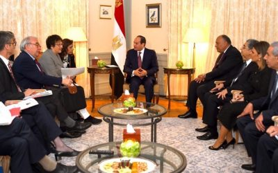 Egypt: Revival of Middle East Peace Process