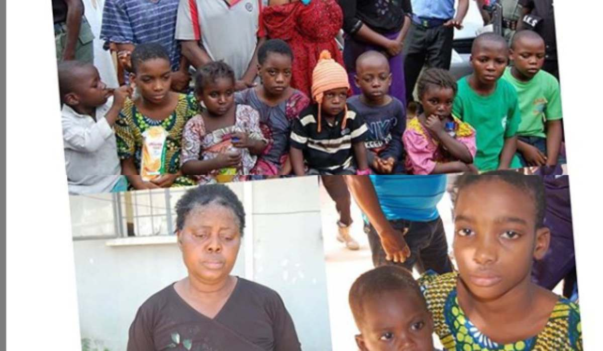 Eight chidren kidnapped from Kano found and reunited