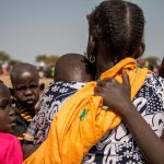 Ending rape in South Sudan - Photo Nobel Women's Initiative