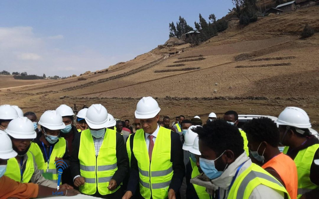 Ethiopia breaks ground for another dam
