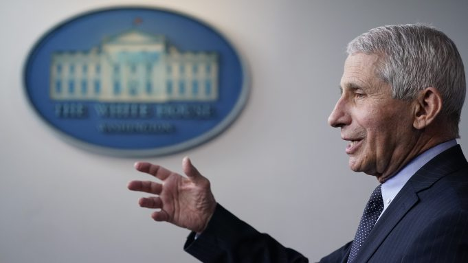 "Dr. Fauci, liberated and ""speaking science"" from the White House - Photo Deadline"