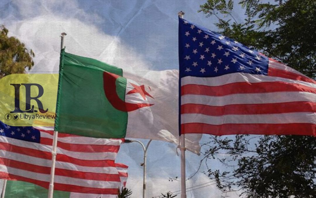 Algeria-USA: Polisario, Libya & Sahel Discussed