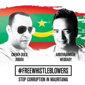 Global Voices Poster - Free Whistleblowers Campaign