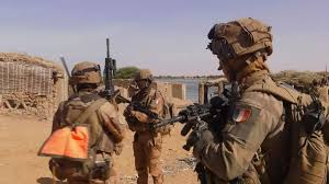 French Troops in the Sahel