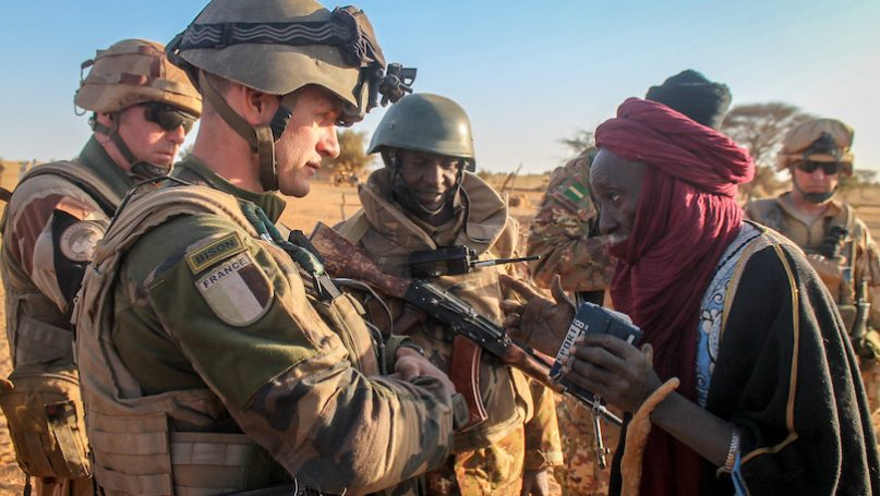 Mali: New Calls for French Troops to Leave