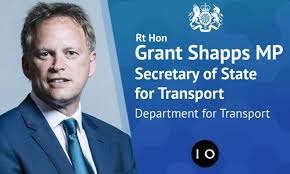 And controversy swirls in a world where no good deed goes unpunished - Grant Shapps - Global Railway