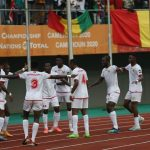 Guinea qualify for quarter finals - Photo Teller Report