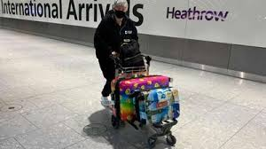 International Arrivals at Heathrow - Photo The East African