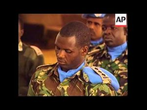 Kenyan soldiers in UN-AU mission to Somalia - Photo YouTube ScreenShot