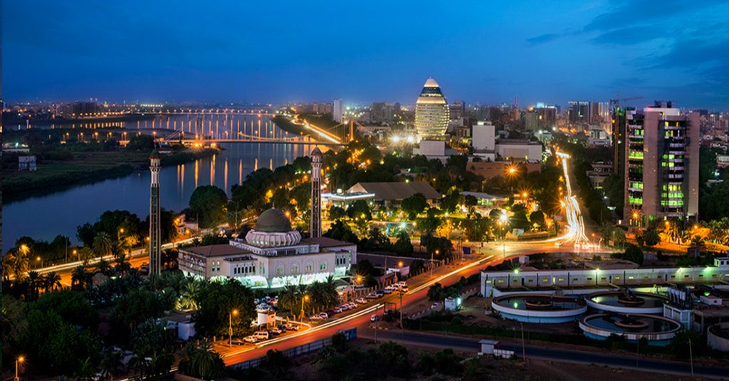 Khartoum By Night