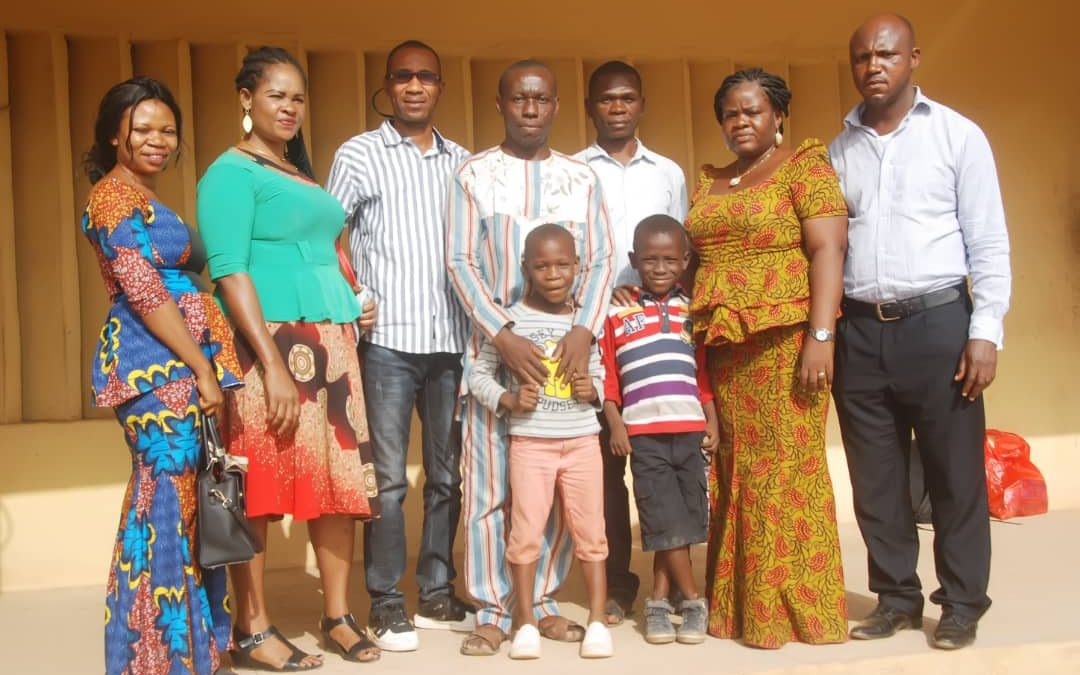 Kidnapped chiildren reunited with their parents in Rivers State