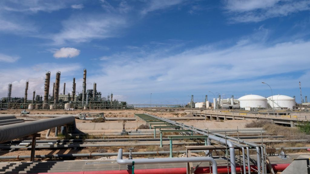 Libyan National Oil Corporation - Photo Russian TV