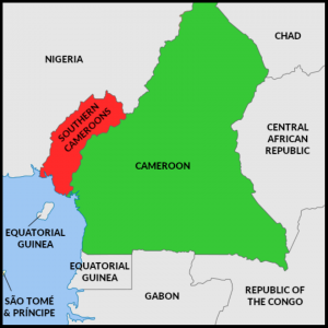 Locating Southern Cameroons