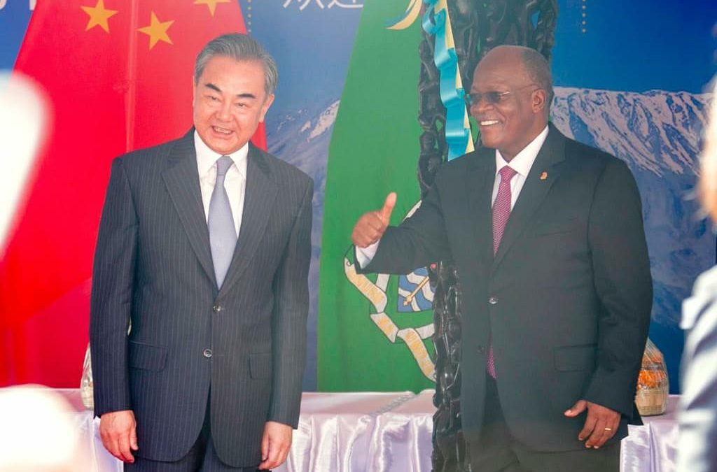 Magufuli Pleads to China for Debt Relief