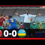 Morocco 0 - Rwanda 0 - YouTube ScreenShot
