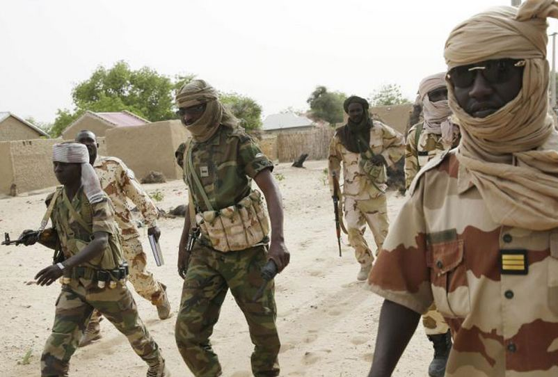 Nigerien soldiers rescue hostages from jihadists - Photo CGTN