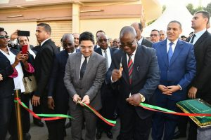 Official Opening of the Consulate of Burundi in Western Sahara - Morocco World