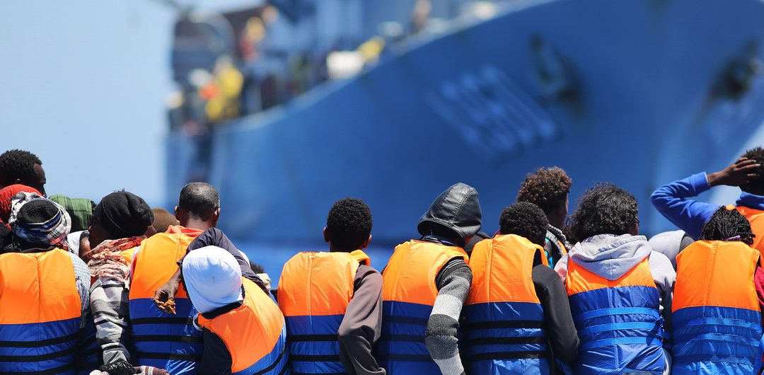 Only Ten Migrants Survive as 43 Die in Shipwreck - Photo UN News