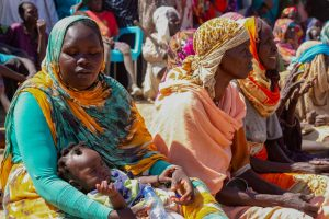 Over 100000 Displaced by Darfur Clashes - Photo Daily Sabah