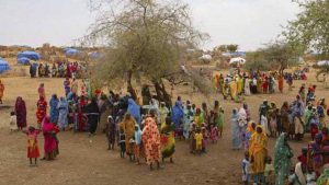 Over 100000 Displaced in Darfur - Photo Press TV