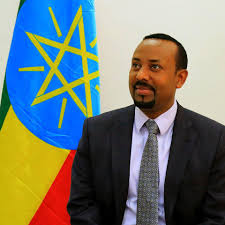 Ethiopian Prime Minister Abiy Ahmed Courtesy Facebook