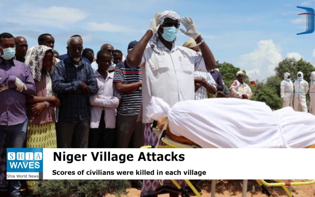 Niger: National Mourning for 100 Killed